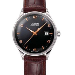 Bild der Uhr: UNION GLASHÜTTE NORAMIS DATUM D012.407.16.057.01_juwelierkoppshop.de