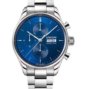 Bild der Uhr: UNION-GLASHÜTTE-VIRO-CHRONOGRAPH-D011.414.11.041.00