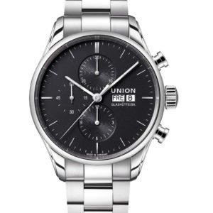 Bild der Uhr: UNION-GLASHÜTTE-VIRO-CHRONOGRAPH-D011.414.11.051.00
