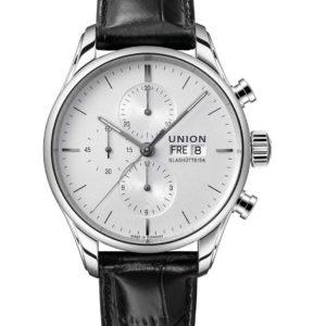 Bild der Uhr: UNION-GLASHÜTTE-VIRO-CHRONOGRAPH-D011.414.16.031.00