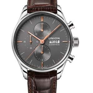 Bild der Uhr: UNION-GLASHÜTTE-VIRO-CHRONOGRAPH-D011.414.16.081.01