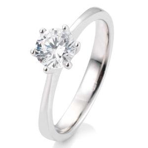 besonderer Verlobungsring