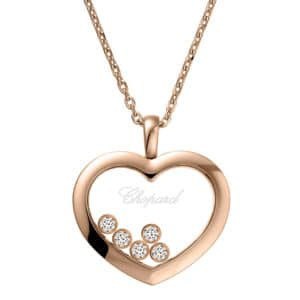 Chopard Kette Happy Diamonds 79A038-5001