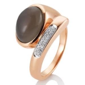 Eleganter Ring Brillant