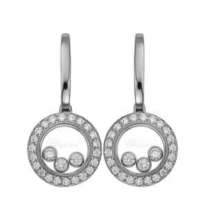 CHOPARD Happy Diamonds 83A018-1401 Ohrringe