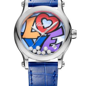 "CHOPARD Happy Sport ""LOVE"" 278559-3020"
