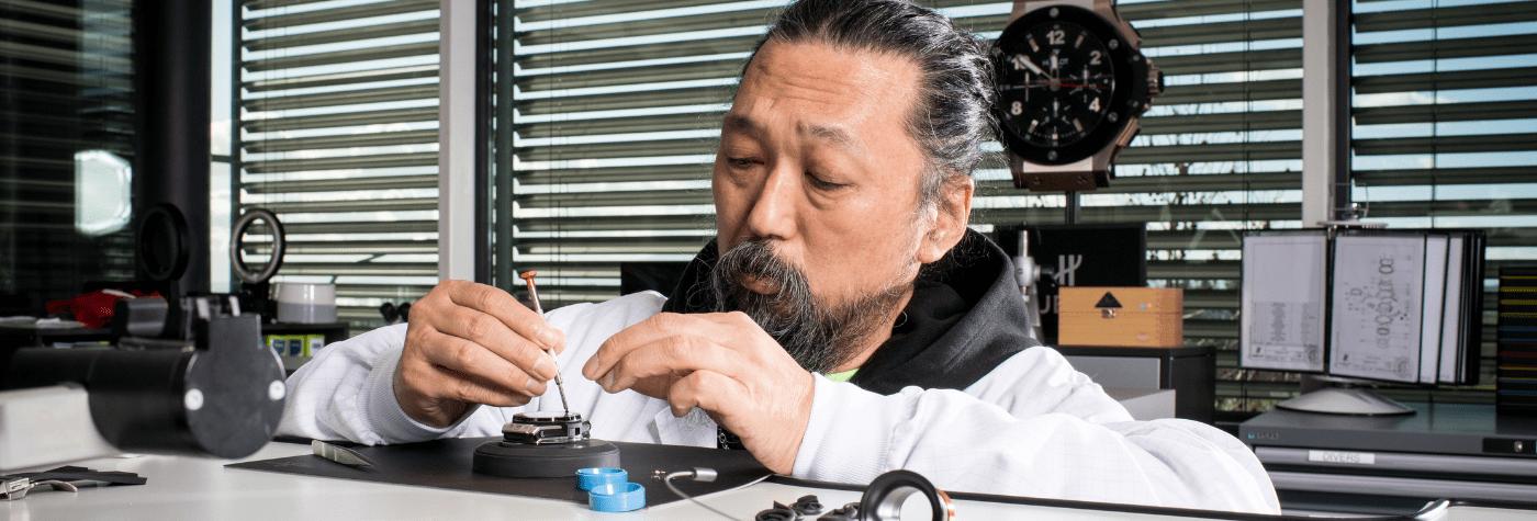 Hublot X Takashi Murakami