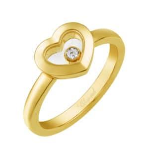 CHOPARD Happy Diamonds Ring 82A054-0000