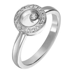 Chopard Ring 82A017-1200 silber Diamanten