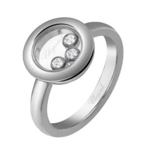 CHOPARD Happy Diamonds Ring 82A018-1000