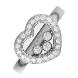 CHOPARD Happy Diamonds Ring 82A611-1200