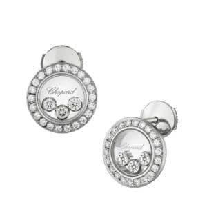 Chopard Ohrringe Happy Diamonds 83A018-1201