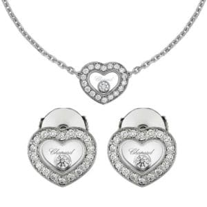 CHOPARD Happy Hearts Set SA054-1201