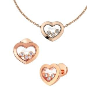 CHOPARD Happy Hearts Set SA611-5001
