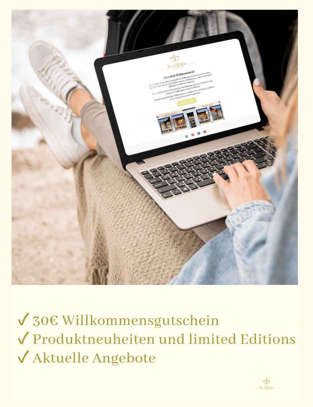 Newsletter abonnieren mobile Version