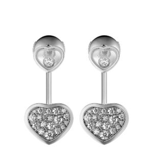 CHOPARD Happy Hearts Ohrringe 83A082-1009
