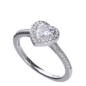 DIAMONFIRE Ring 61/1400/1/082