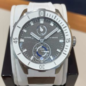 ULYSSE NARDIN Great White Limited Edition 1183-170LE-3190-GW