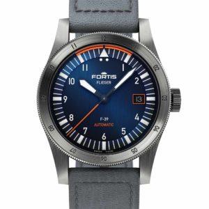 Fortis F4220013 F-39 Flieger Uhr